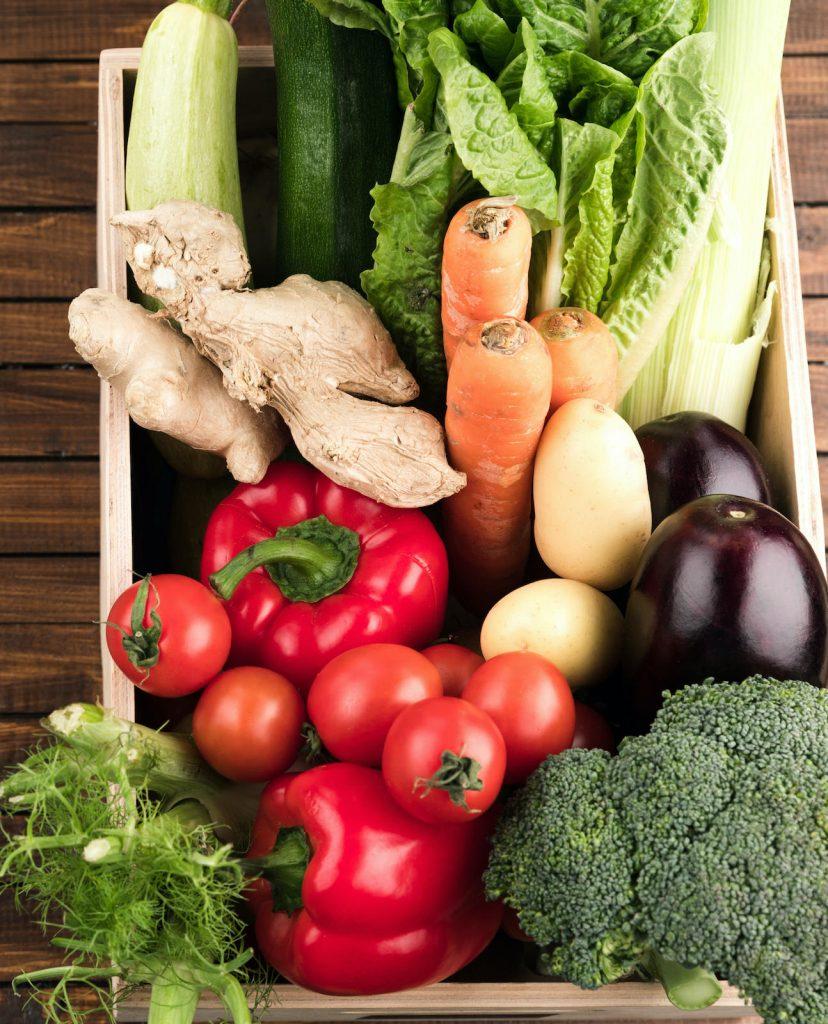 Organic Vegan Fed